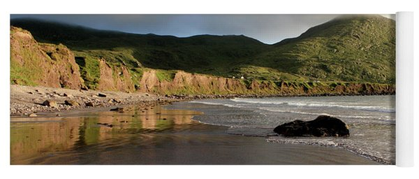 Seaside Reflections - County Kerry - Ireland Yoga Mat