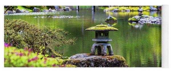 Seattle Japanese Garden Yoga Mat