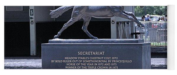 Secretariat Yoga Mat