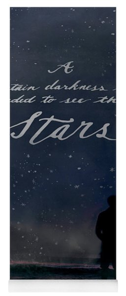 See The Stars Yoga Mat