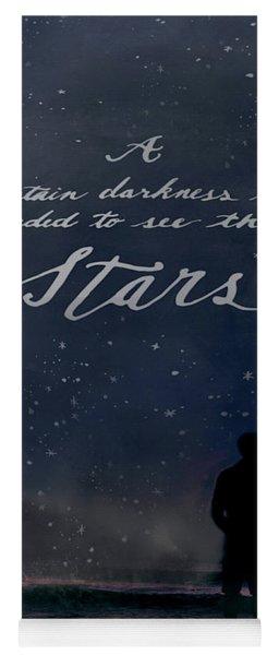 See The Stars Yoga Mat