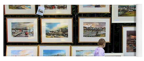 1500 Images Of Ireland........... Buy One A Year And  You Will Have A Starter Collection In 5 Years. Yoga Mat