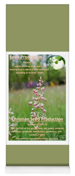 Seed Production Yoga Mat
