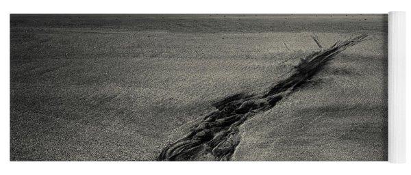Seilebost Sand Tracks Yoga Mat