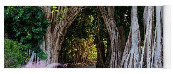 Selby Secret Garden 2 Yoga Mat