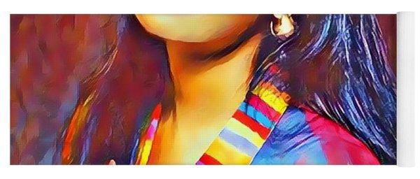 Selena Queen Of Tejano  Yoga Mat