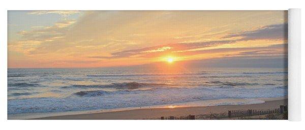 September Sunrise  30 Yoga Mat