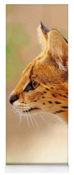 Serval - Extreme Hunter Yoga Mat