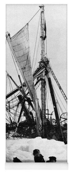 Shackletons Endurance Yoga Mat