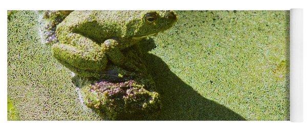 Shadow And Frog Yoga Mat
