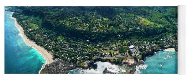Sharks Cove Overview. Yoga Mat