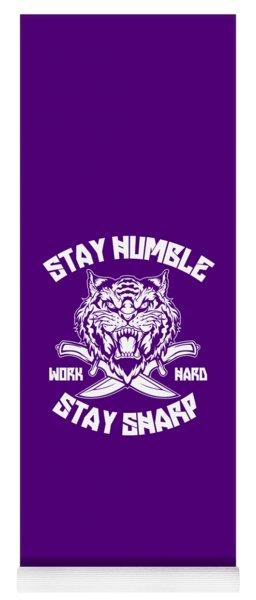 Sharp Tiger Yoga Mat