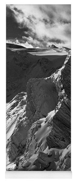 Sheer Alps Yoga Mat