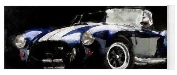 Shelby Cobra - 07 Yoga Mat