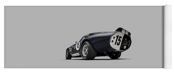 Shelby Daytona Yoga Mat