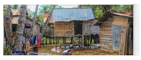 Shelter Home Cambodia Siem Reap I Yoga Mat