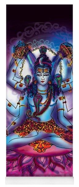 Shiva Abhishek  Yoga Mat