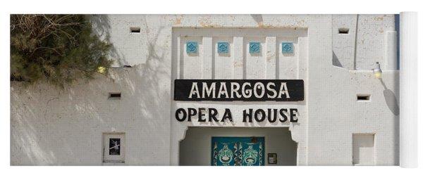 Show Tonight Amargosa Opera House Yoga Mat
