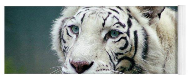 Siberian Tiger Yoga Mat