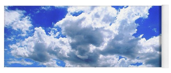 Sierra Nevada Cloudscape Yoga Mat