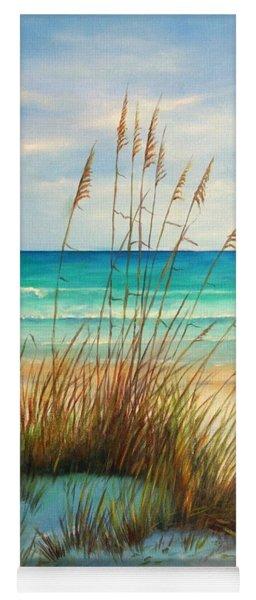 Siesta Key Beach Dunes  Yoga Mat