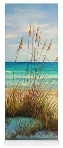 Siesta Key Beach Dunes  Yoga Mat