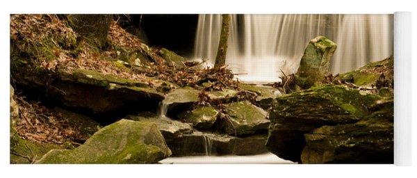 Silky Waterfall Yoga Mat
