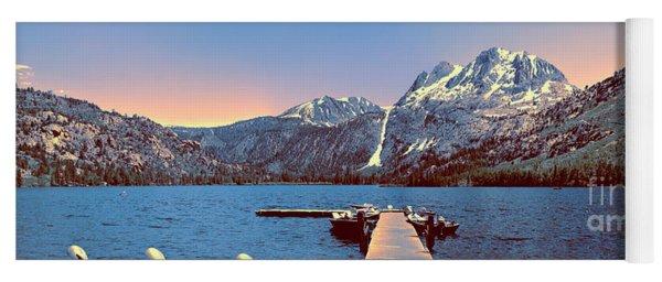 Silver Lake Yoga Mat
