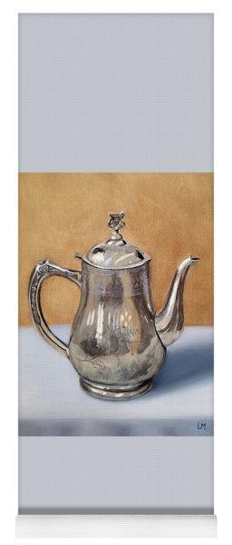 Silver Teapot Yoga Mat