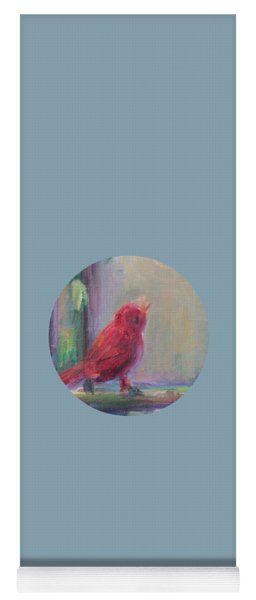 Sing Little Bird Yoga Mat
