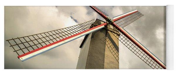Sint Janshuismolen Windmill 2 Yoga Mat