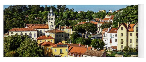 Sintra - The Most Romantic Village Of Portugal Yoga Mat