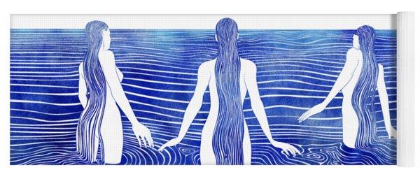 Sirens Call Yoga Mat