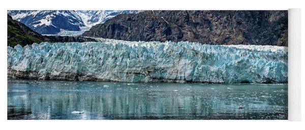 Size Perspective No Margerie Glacier Yoga Mat