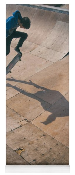 Skater Boy 001 Yoga Mat
