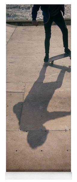 Skater Boy 002 Yoga Mat