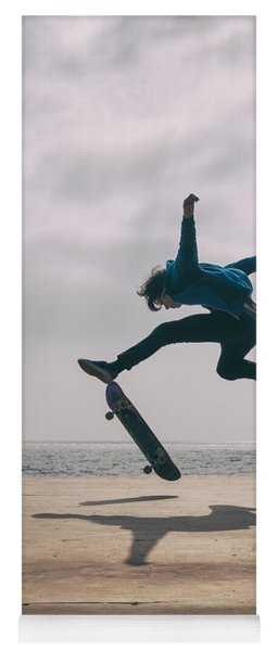 Skater Boy 003 Yoga Mat
