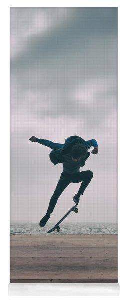 Skater Boy 004 Yoga Mat