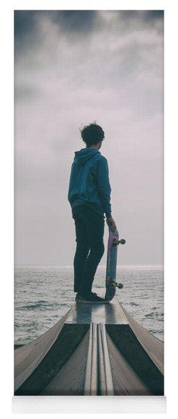Skater Boy 005 Yoga Mat