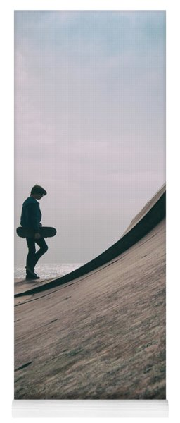 Skater Boy 006 Yoga Mat