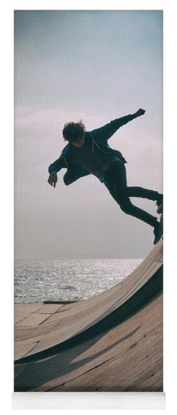 Skater Boy 007 Yoga Mat
