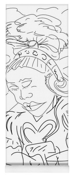 Sketch A9 Yoga Mat
