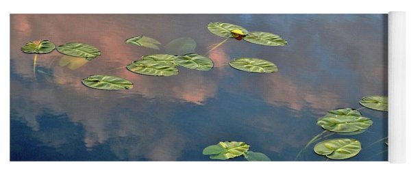 Sky Meets Water Yoga Mat