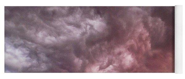 Sky Moods - Calling The Elements Together Yoga Mat