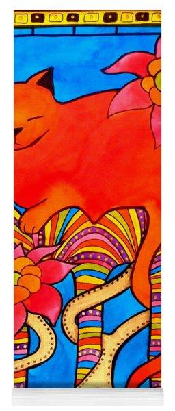 Sleeping Beauty By Dora Hathazi Mendes Yoga Mat
