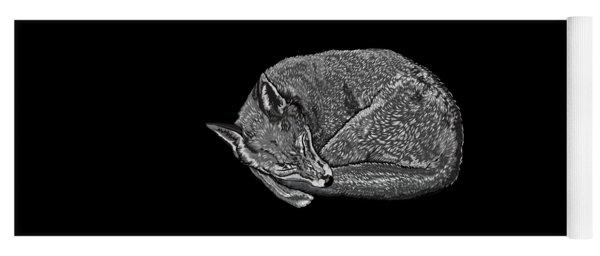 Sleeping Fox Yoga Mat