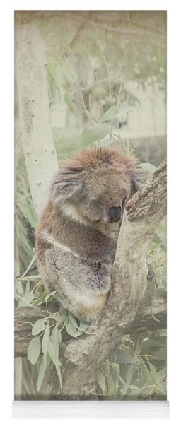 Sleepy Koala Yoga Mat