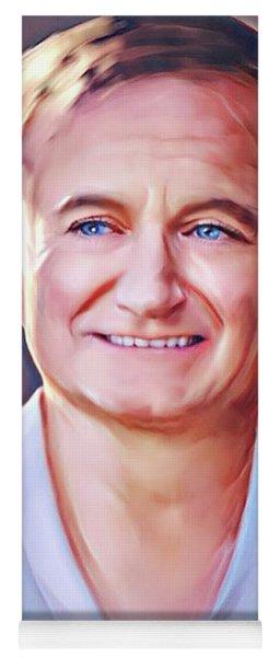 Smile Yoga Mat