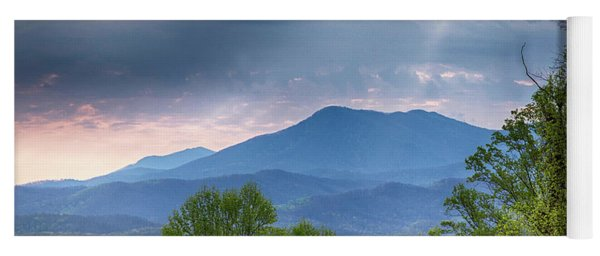 Smoky Mountain Light Yoga Mat