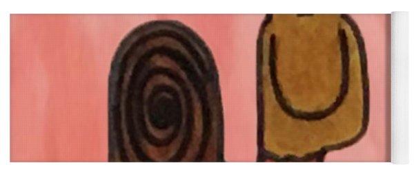 Snail Yoga Mat